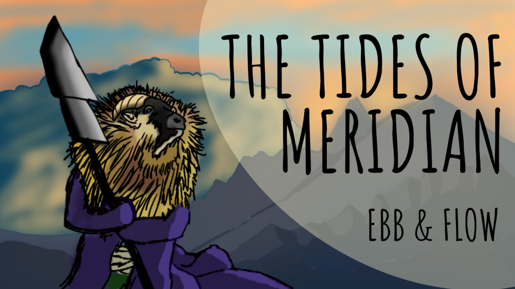 Project image for The Tides of Meridian