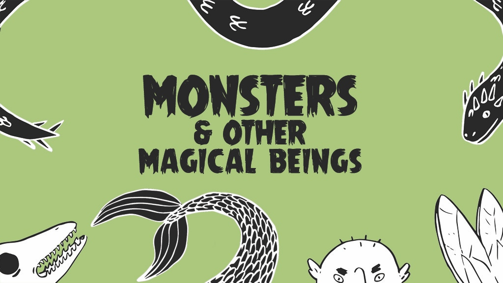 Monsters & Other Magical Beings project video thumbnail