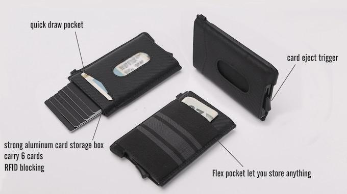 Urban X flex wallet