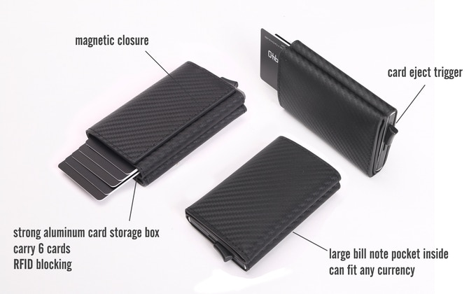 Urban X Max wallet