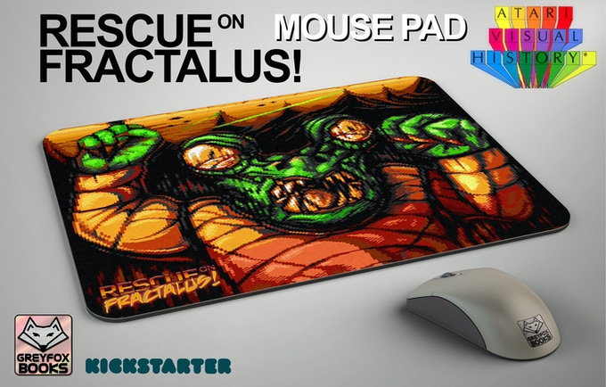 Rescue on Fractalus! - Jaggi created by Piotr Radecki