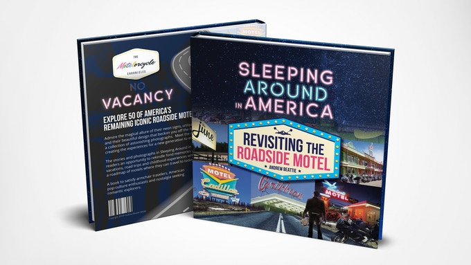 Hard copy first edition of Sleeping Around in America