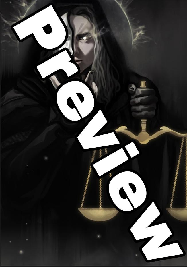 Kelemvor, god of judgement, Preview