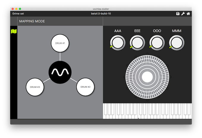 This mode simplifies the mapping of midi CCs from the Dubler app to your DAW. It also allows you to map triggers to different MIDI events.