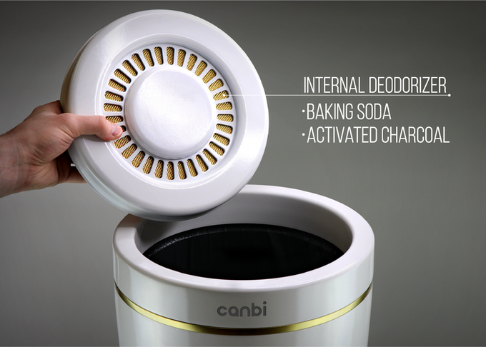 Canbi's Internal Deodorizer