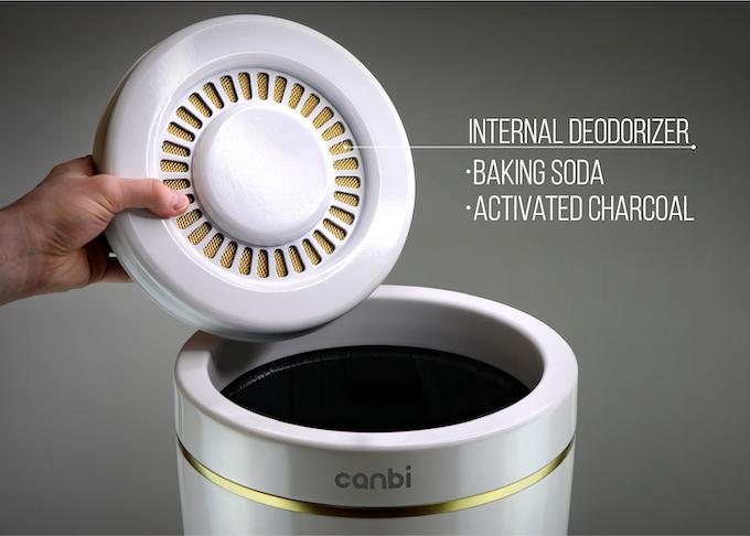 Canbi's Internal Deodorizer