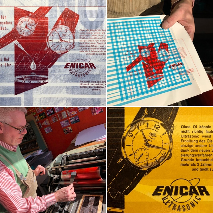 Enicar art from Eindhoven