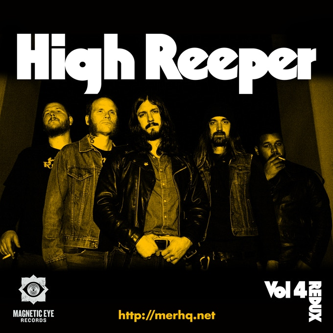 High Reeper Joins Vol. 4 Redux