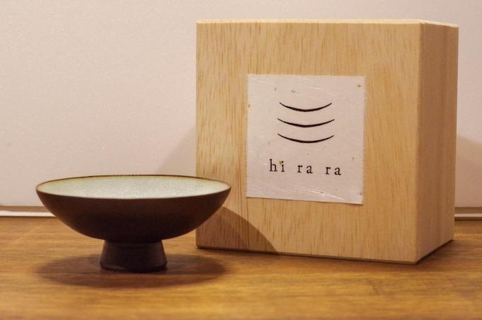 """""""hirara"""" and dedicated wooden box"""