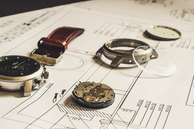 Designing from the ground up has allowed us to create a watch with no compromise.