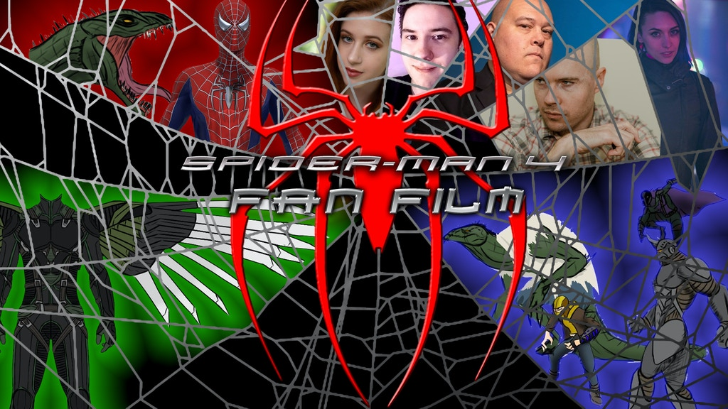 SPIDER-MAN 4 - A Fan Film Sequel to the Spider-Man Trilogy! project video thumbnail