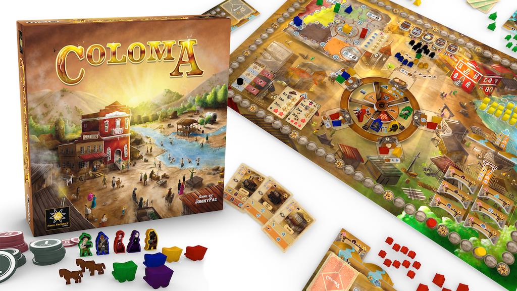 Coloma project video thumbnail