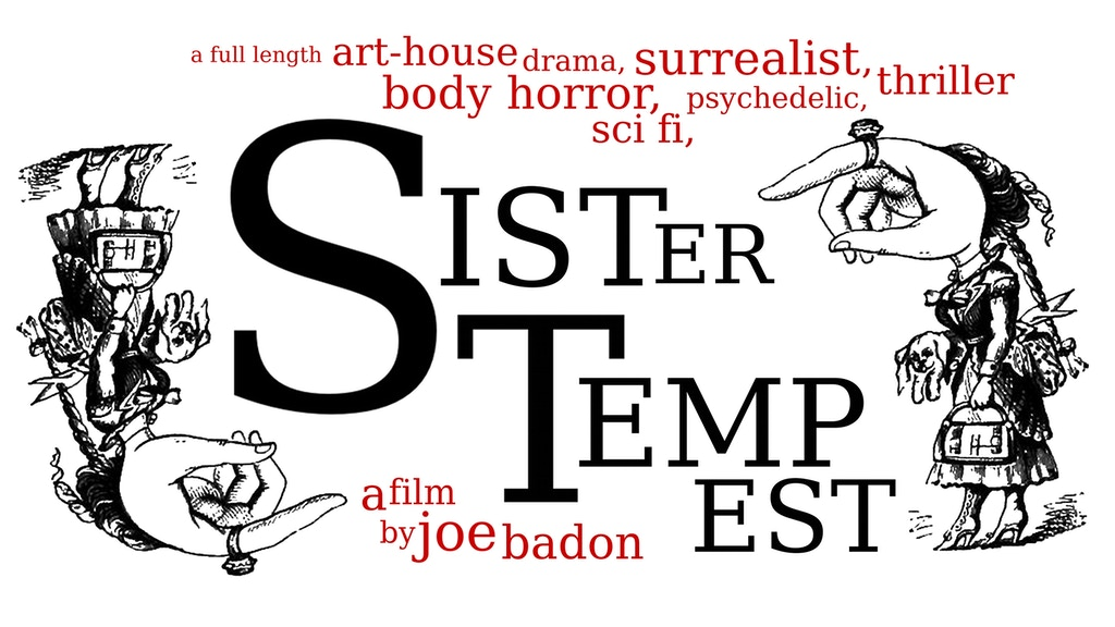 Sister Tempest - Full Length Genre Bending Feature Film project video thumbnail