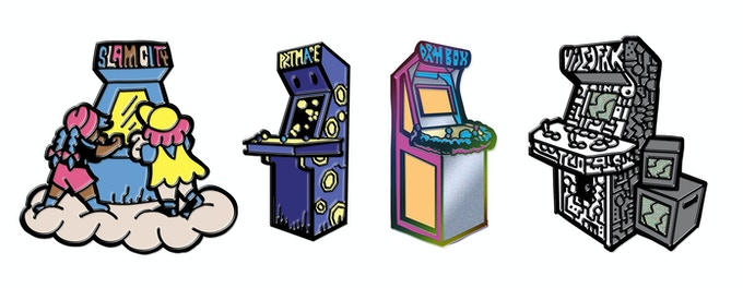 Wonderville Arcade by Mark Kleback — Kickstarter