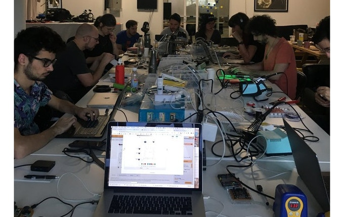 Alt.Ctrl Workshop hosted by Death By Audio Arcade and Brooklyn Research