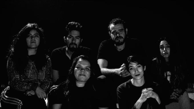Por orden de aparición: Fernanda Rangel / Alan Jaziel / Manuel Mendoza / Alejandra Zavala / Blanca Álvarez /  Laura Castellanos