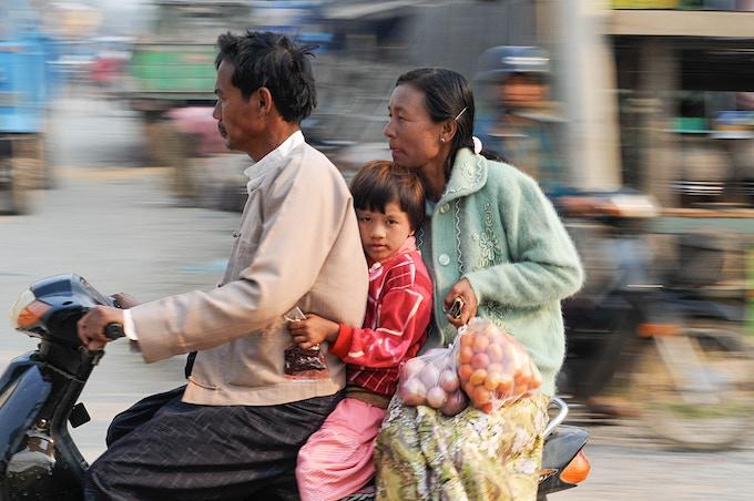 Inle Lake - Shan State