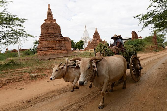 Bagan - Ancient Capital