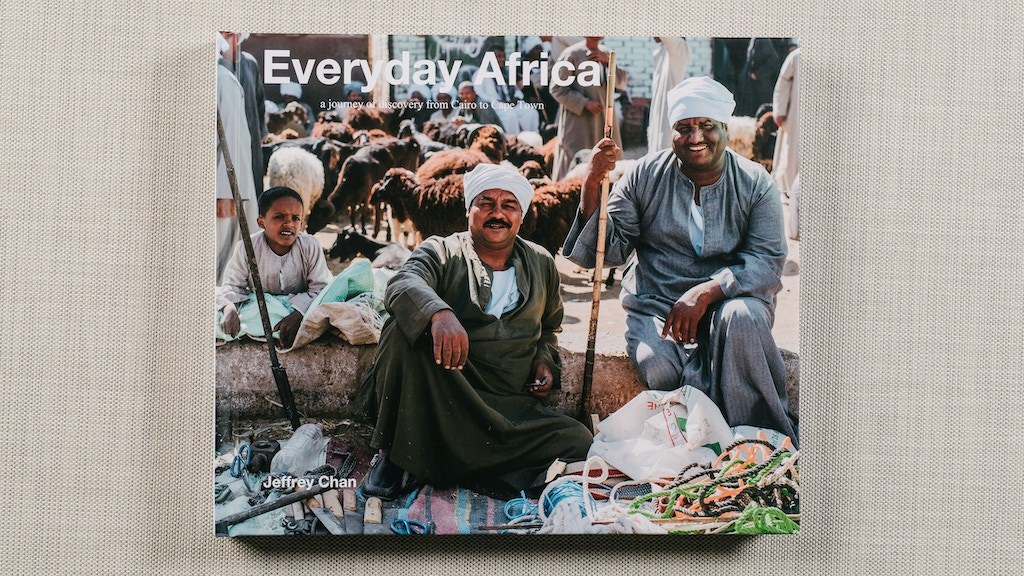 Everyday Africa: A Journey from Cairo to Cape Town project video thumbnail