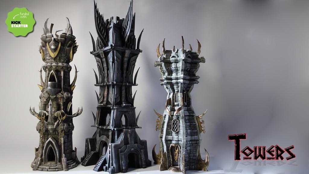 Image de projet pour Towers