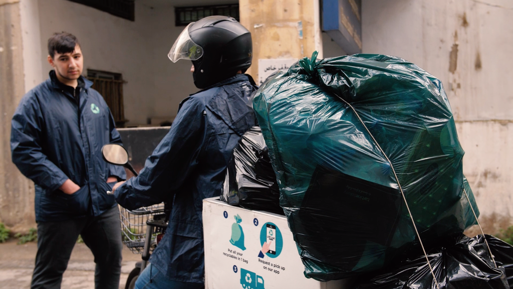 Live Love Recycle: Let's Reduce Lebanon's Waste Crisis project video thumbnail