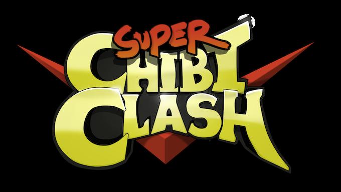 Super Chibi Clash Logo