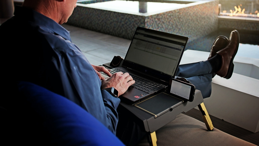 Lagio: The Lap Desk of Luxury project video thumbnail