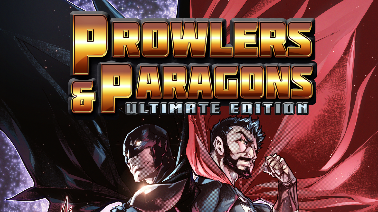 A Superhero RPG for the 21st Century!