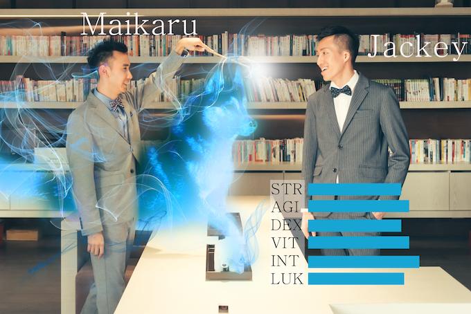 Executive Producers Maikaru & Jackey