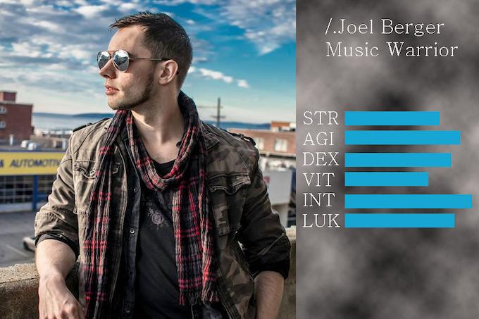 Joel Berger - Music Score