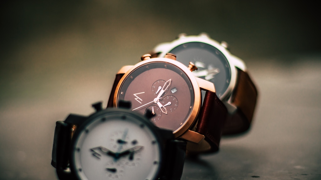 Pompeak Watches - Not Just A Pretty Face