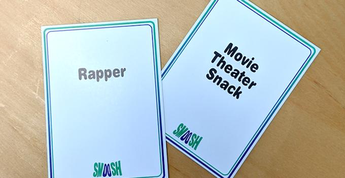 SMOOSH: Rapper + Movie Theater Snacks