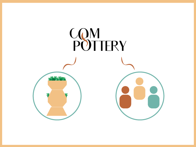 Compottery is more than just a product, it's a community of compost enthusiasts that range from beginner to expert!