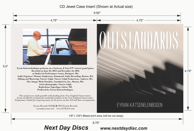 Outstandards Insert Pages 1&4
