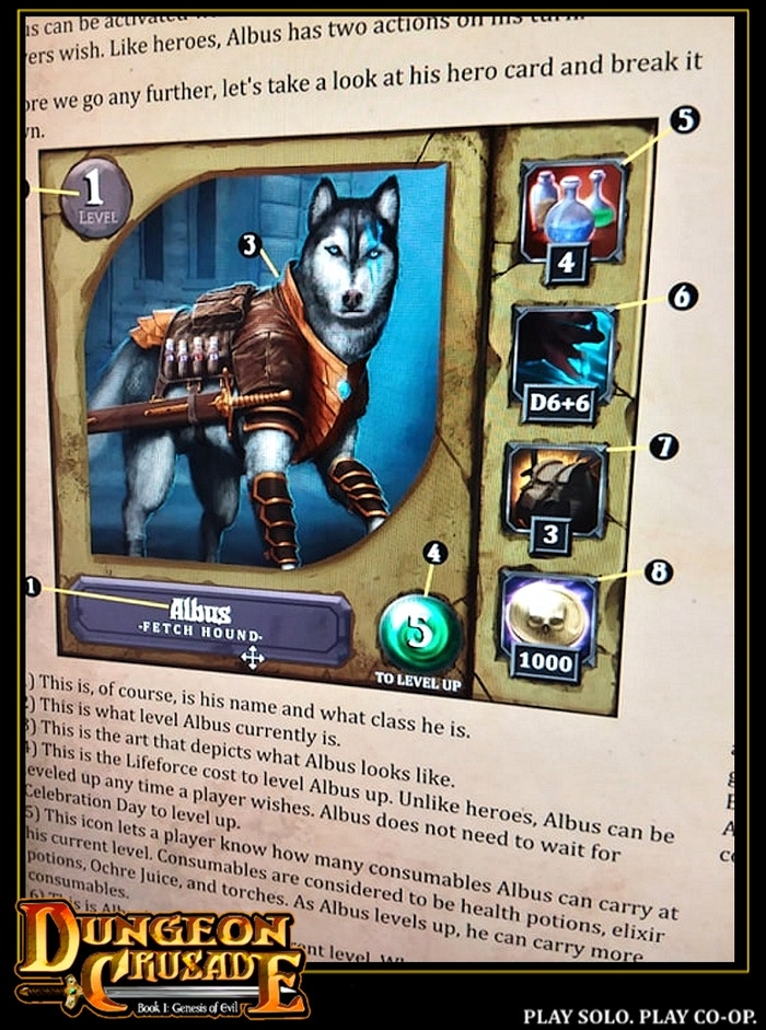Dungeon Crusade - Book I: Genesis of Evil by Groovus Games