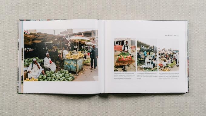 local markets in the Sudan