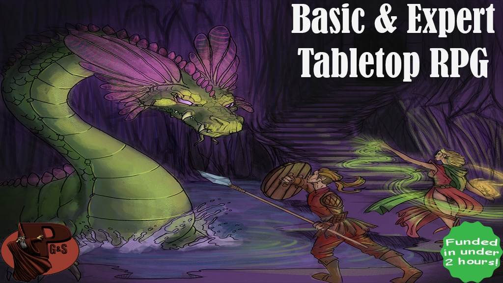 Basic and Expert RPG Sets Remastered! project video thumbnail