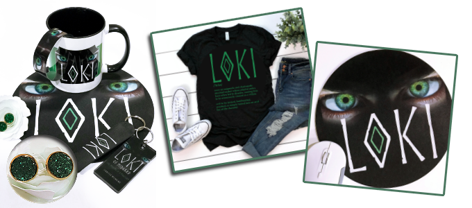 746534a1 Check out all this incredible Loki Loot, designed just for you! Not  everything we