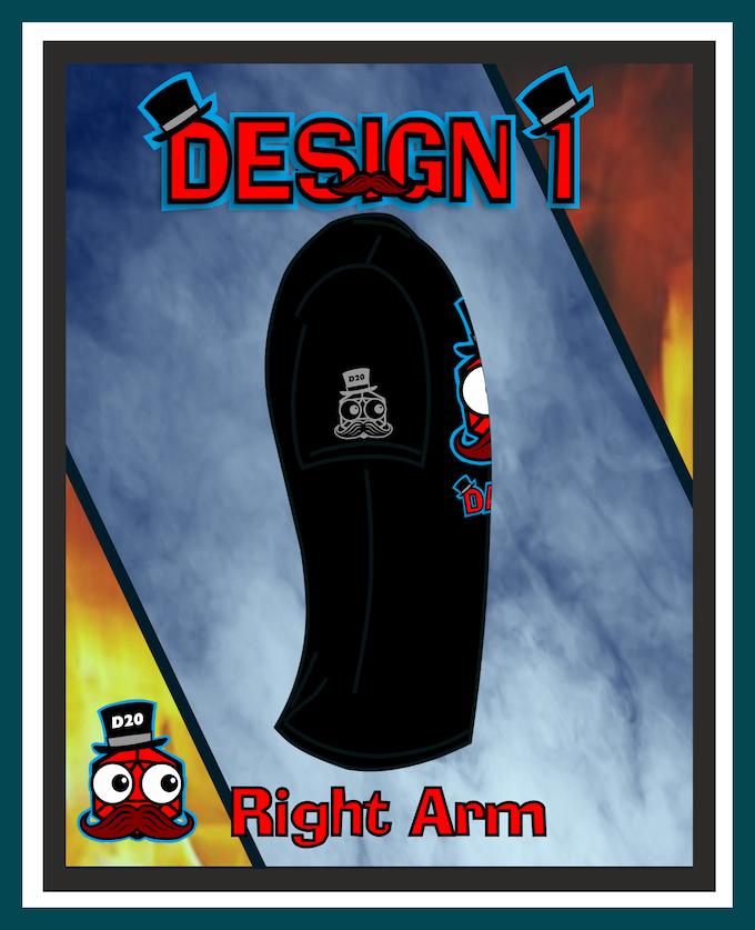 Design 1 Male Side