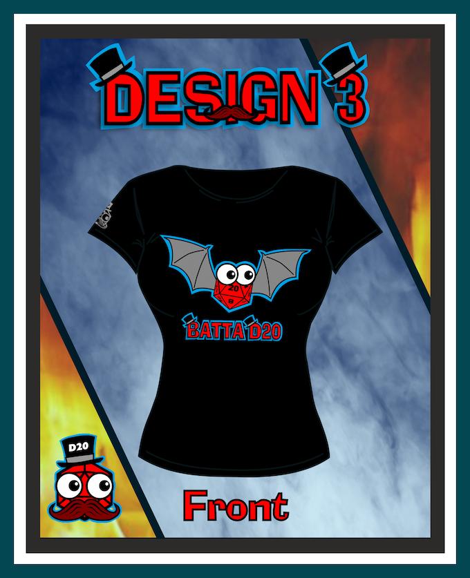 Design 3 Female Front