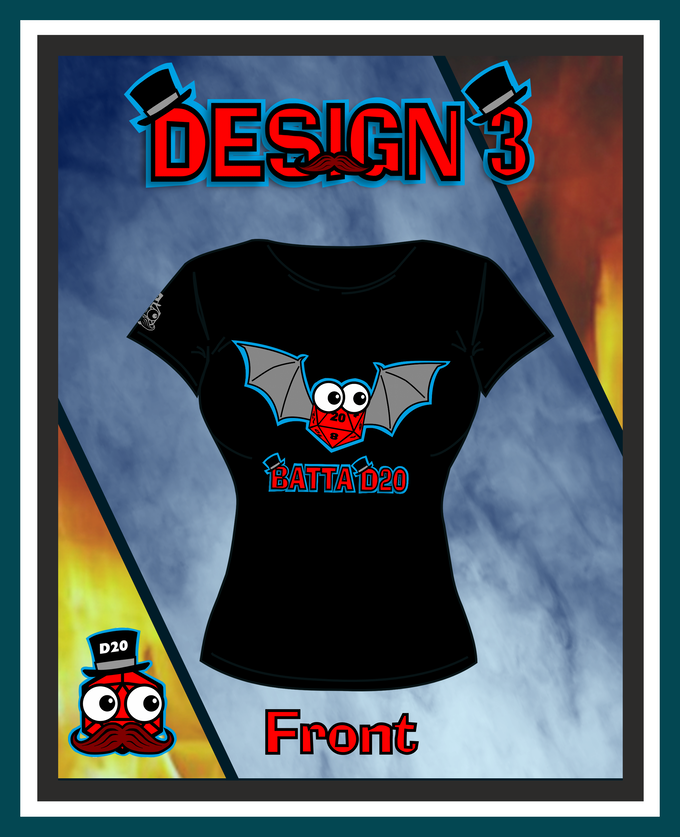 Design 3 Female Front