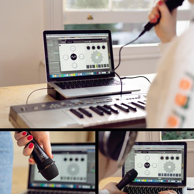 Dubler Studio Kit at home.