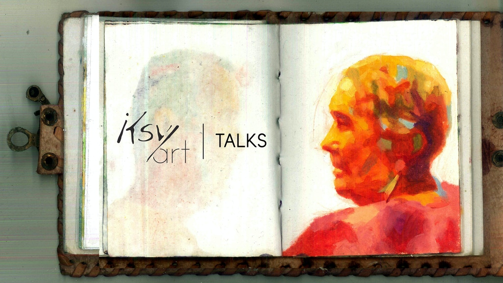 Iksvy art talks podcast: The Creative Texture project video thumbnail