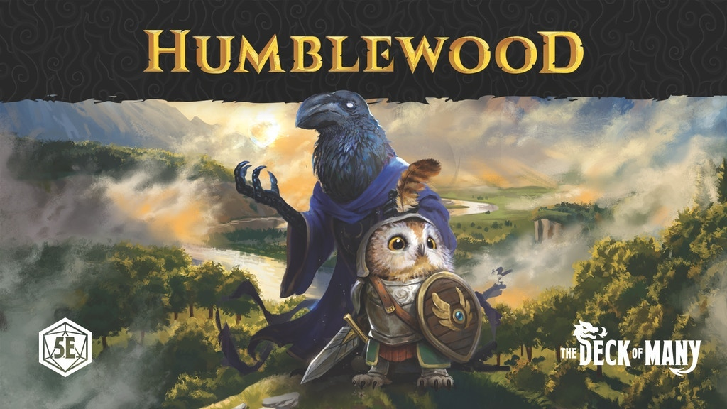 Humblewood Campaign Setting for 5e DND project video thumbnail
