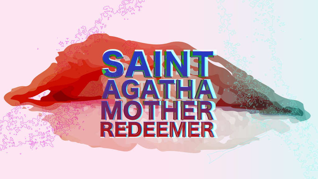 Project image for Saint Agatha Mother Redeemer Art Book || Graphic Novel