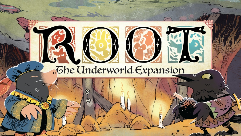 Root: The Underworld Expansion project video thumbnail