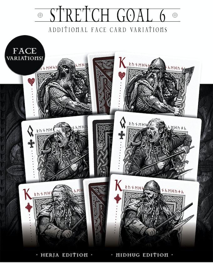 Helheim Playing Cards by Design Imperator — Kickstarter