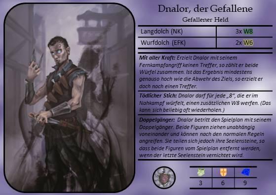 D'nalor - nach seinem Tod