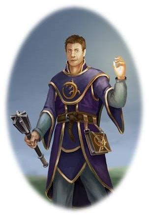 Ein namenloser Priester