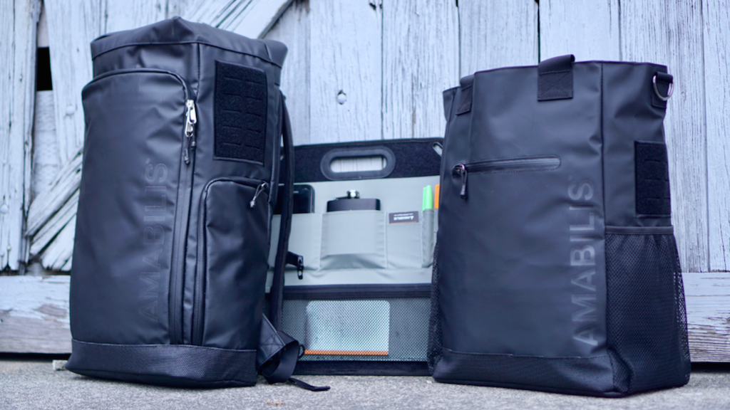Tactical Urban Carry System: Bags to Combat City Living project video thumbnail